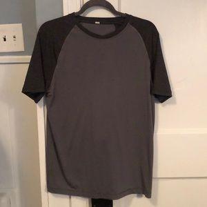 Lululemon mens tech short sleeve t shirt M